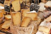 French cheese — Stockfoto