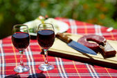 Traditional Bulgarian food — Stock Photo
