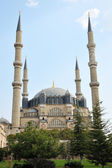 Front of Selimie mosque in Edirne — Stock Photo