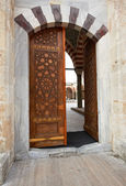 Gate or Sherifili mosque — Stock Photo