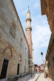 Narrow street in Edirne — Stock Photo