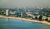 Sunny beach holiday resort - Bulgaria — Stock Photo