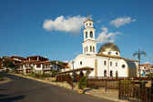 The new church in Sveti Vlas — Stock Photo