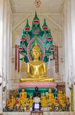 Immagine di una foto della statua di buddha — Foto Stock