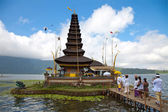 Pura Ulun Danu temple Bali — Stock Photo