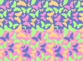 P_springbutterfly — Stock Vector