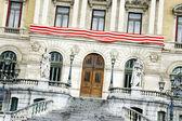 City Hall of Bilbao — Stock Photo