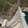 Dam reservoir — Stock Photo #10423222