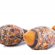 Two maracas — Stock Photo