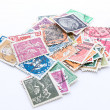 Deutsches Reich Stamps — Stock Photo