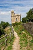 Tour Magdala - Rennes Le Chateau — Stock Photo