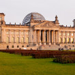 Stock Photo: Reichstag Berlin
