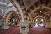 The Old Mosque is an early 15th century Ottoman mosque in Edirne — Stock Photo