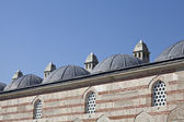 Small domes of Selimiye Mosque — Stock Photo