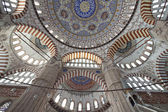Dome patterns of Selimiye Mosque — Stock Photo