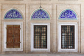 Iznik Tiles in Selimiye Mosque — Stock Photo