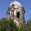 Tower of Berliner dome, Berlin — Stock Photo