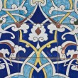 Tiles, Konak Mosque — Stock Photo