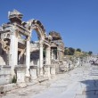 Hadrian's Temple, Ephesus — Stock Photo