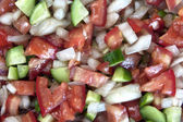 Coban salad — Stock Photo