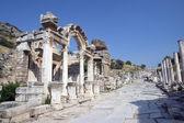 Hadrian's Temple, Ephesus — Stock Photo