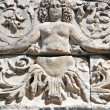 Medusa Detail of Hadrian's Temple, Ephesus — Stock Photo