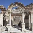 Stock Photo: Hadrian's Temple, Ephesus, Izmir, Turkey