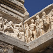 Deail from Hadrian Temple, Ephesus — Stock Photo