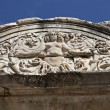 Detail of Hadrian's Temple, Ephesus, Turkey — Stock Photo