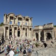 The library of Celsus in Ephesus — Stock Photo #9390281
