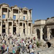 The library of Celsus in Ephesus — Stock Photo #9390287