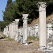 Columns in Tetragonos Agora — Stock Photo #9390313