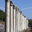 Colums in Western Gate of Agora — Stock Photo #9390326