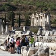 Stock Photo: The library of Celsus, Ephesus, Izmir, Turkey