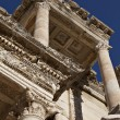The Library of Celsus is an ancient building in Ephesus — Stock Photo #9390470