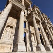 The library of Celsus — Stockfoto