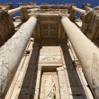 The Library of Celsus — 图库照片