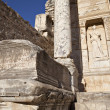The Library of Celsus — Lizenzfreies Foto