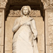 Sophia Goddess of Wisdom Ancient Statue — Stock Photo