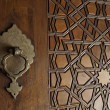 Stock Photo: Door patterns of Selimiye Mosque