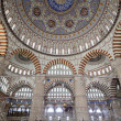 Interier view of Selimiye Mosque — Stock Photo #9390898