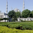 Sultan Ahmet Mosque / Blue Mosque — Stock Photo