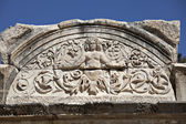 Medusa Detail of Hadrian's Temple, Ephesus — Stock Photo