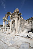Hadrian's Temple, Ephesus, Izmir, Turkey — Stock Photo