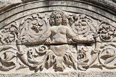 Detail of Hadrian's Temple, Ephesus, Turkey — Stock Photo
