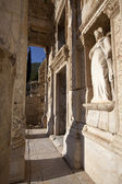 The Library of Celsus — Stock Photo