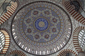 Dome of Selimiye Mosque — Stock Photo