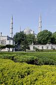 Sultan Ahmet Mosque / Blue Mosque — Stock Photo