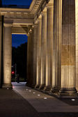Das Brandenburger Tor — Stockfoto