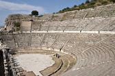 Amphitheater of Ephesus — Stock Photo